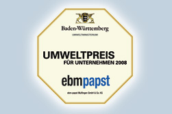 Environmental Prize of Baden-Wuerttemberg 2008